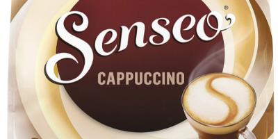 cafe dosettes cappuccino senseo