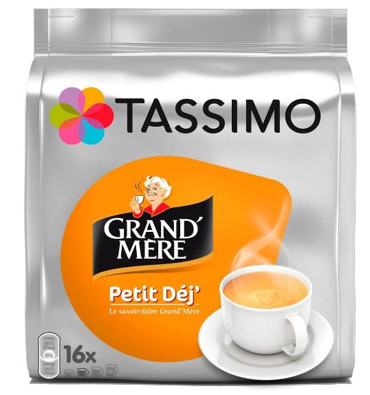 cafe grand mere tassimo