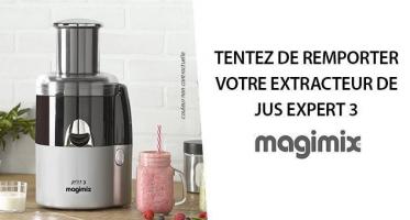 extracteurs juice expert 3 magimix