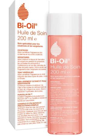 huile soin peau bi oil