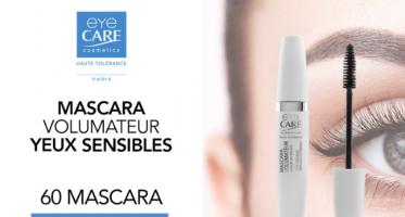 mascaras volumateurs eye care test