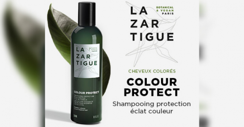 test produit shampoing lazartigue