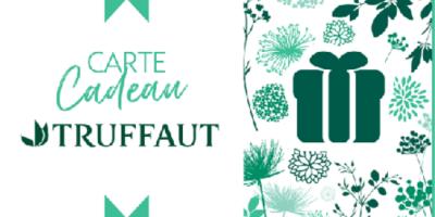 concours carte cadeau truffaut