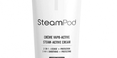 creme lissage loreal professionnel steampod