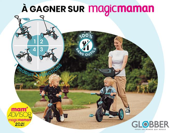globber magicmaman concours