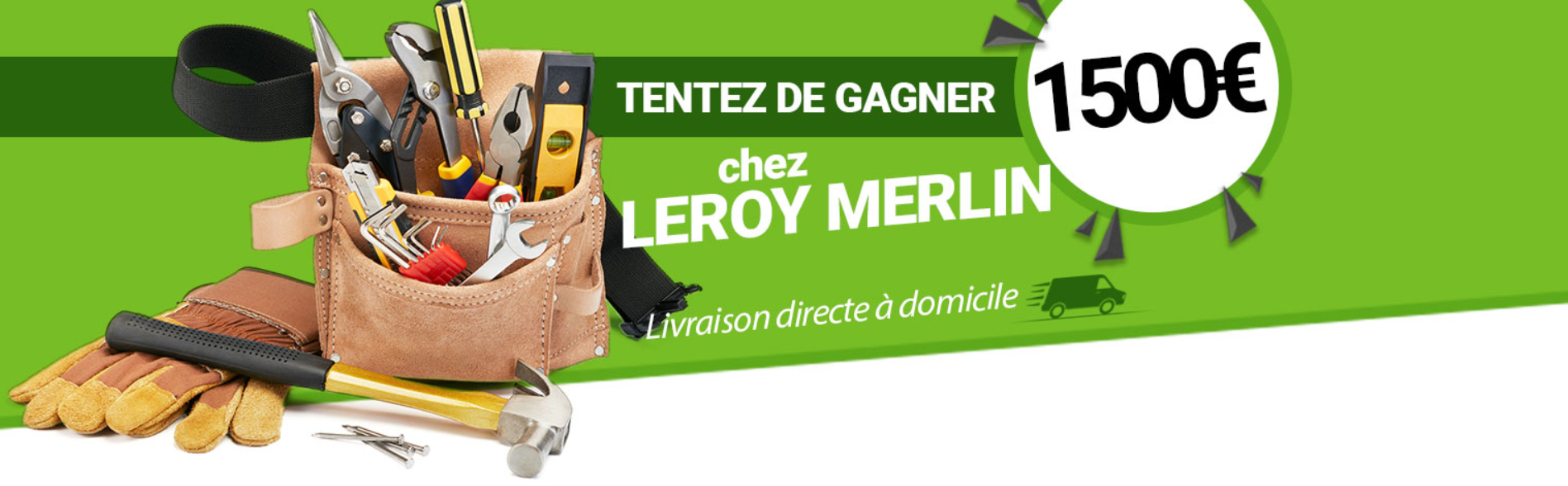 leroy merlin concours