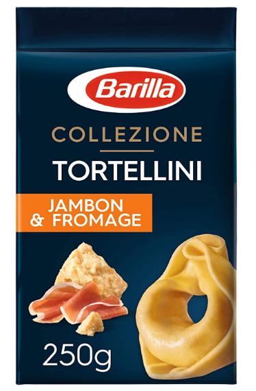 pates fourrees barilla tortellini