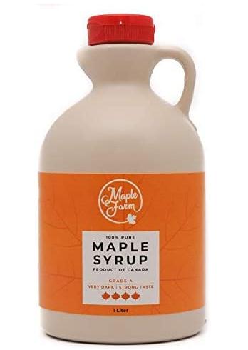 pur sirop derable maple farm