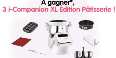 robot moulinex companion xl offerts