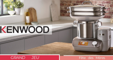robot multicuiseur kenwood cookeasy premium