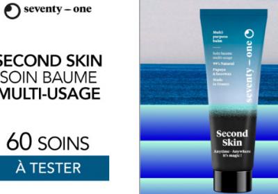 second skin seventyone tester gratuitement