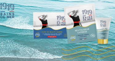 soins 1919 bains de mer
