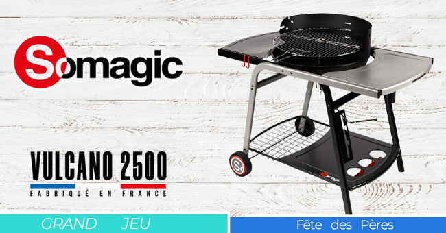 barbecues somagic offerts
