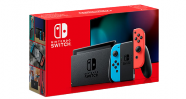 console nintendo switch remporter