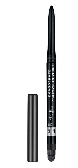 crayon waterproof rimmel
