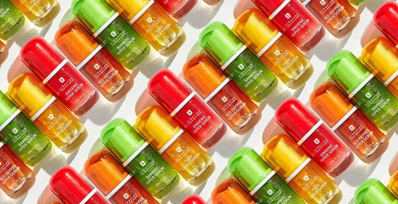erborian echantillons gratuits super serums