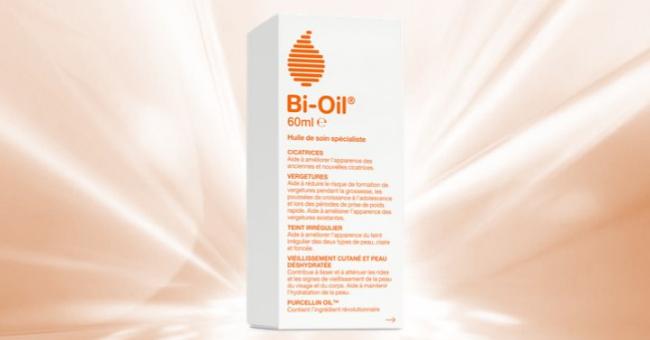 huiles de soin naturelles bi oil
