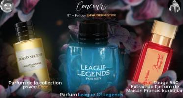 parfums a remporter
