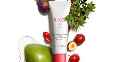 re boost my clarins