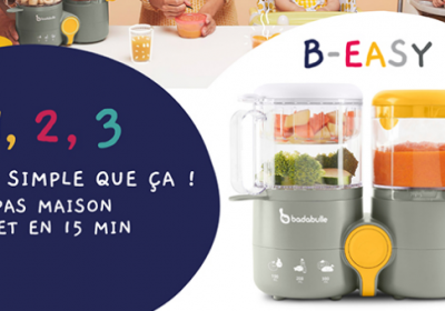 robots culinaires b easy offerts