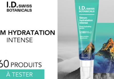 serums hydratation intense test
