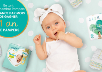 concours pampers