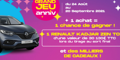 concours voiture renault