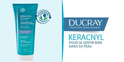 soins ducray offerts