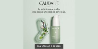 test serum caudalie