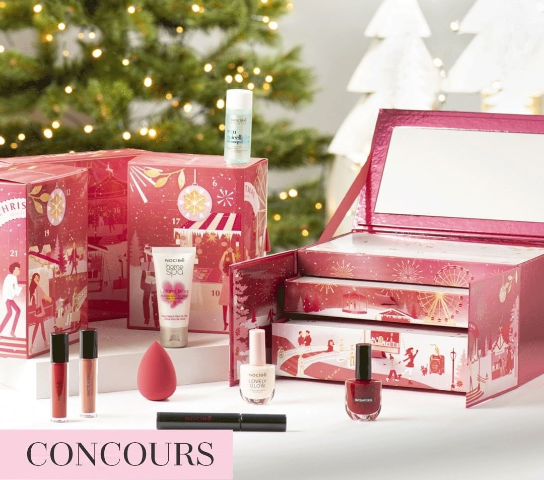 calendriers nocibe concours