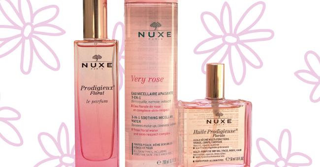 produit nuxe offert