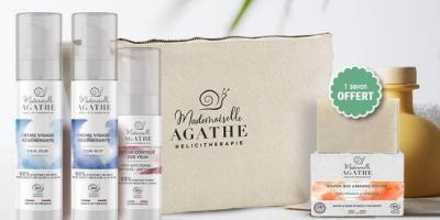 produits mademoiselle agathe offerts