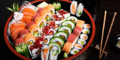 sushi offert