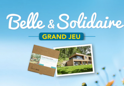 BELLE SOLIDAIRE CONCOURS LEA NATURE COFFRETS SEJOUR