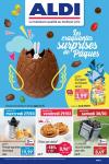 Catalogue Aldi – Les craquantes surprises de paques