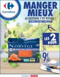 Catalogue Carrefour – Manger mieux au quotidien