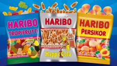 Votre âge en kilos de bonbons Haribo !