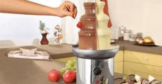 7 fontaines à chocolat à remporter