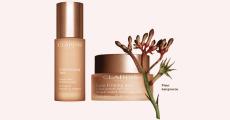 125 soins Extra-Firming de Clarins Paris offerts