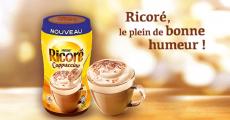 4000 boîtes de Ricoré Cappuccino gratuites