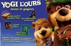 Jeu Allociné Yogi L'ours