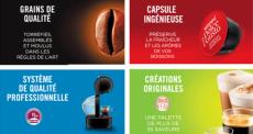 300 cafetières Dolce Gusta et 1800 capsules Nescafé offertes !
