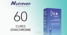 60 cures Ova Chrome de Nutreven à tester