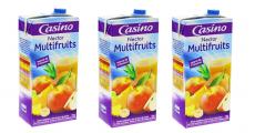1 brique de jus Casino Nectar Multifruits de 2L gratuite !