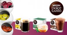 5430 boîtes de capsules de boissons Nescafé offertes