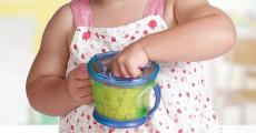 Tasses à en-cas pour enfants Munchkin offertes