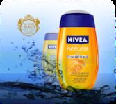Tester l'huile de douche Natural Oil de Nivea