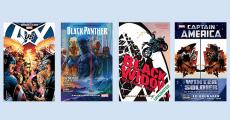 Sélection de bandes dessinées Marvel gratuite 4.7 (3)