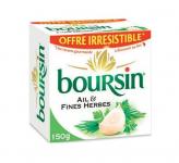 Réduction Fromage Boursin chez Carrefour