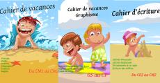 Cahiers de vacances à télécharger gratuitement 3.7 (3)